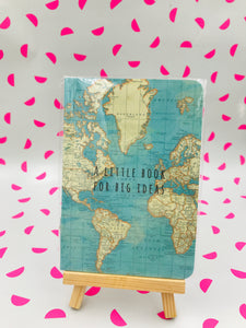 A Little Book for Big Adventures Notebook