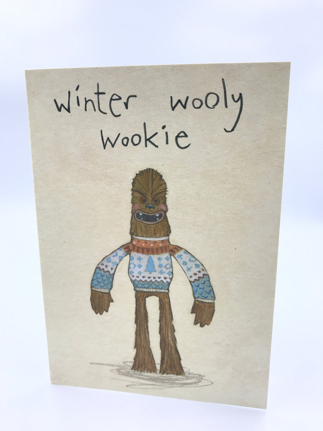 Stars are Braw - Winter Woolie Wookie