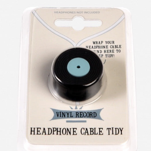 Headphone Cable Tidy