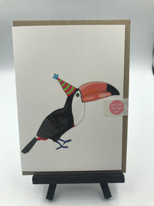Partying Toucan