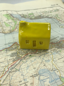 Ceramic Bothies (Yellow)