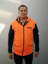 Load image into Gallery viewer, CEPU SA Hi Vis Hoodie
