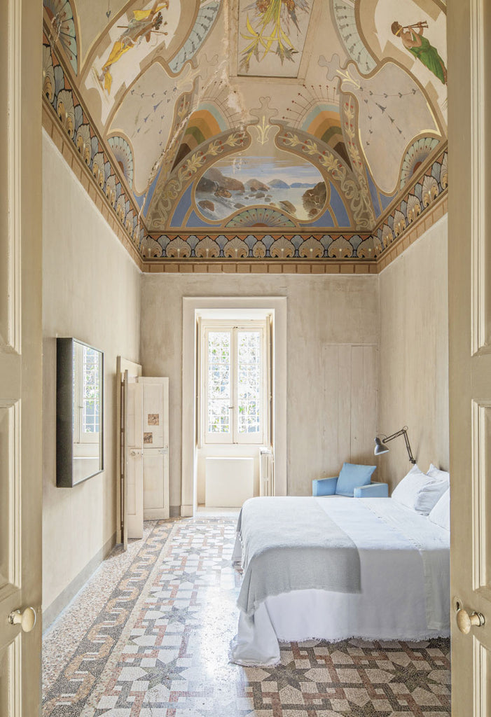 Society Limonta for Palazzo Daniele GS Design hotels