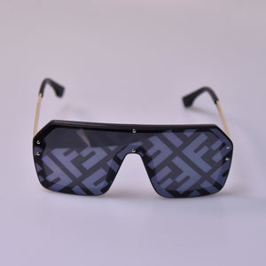 Black FF sunglasses