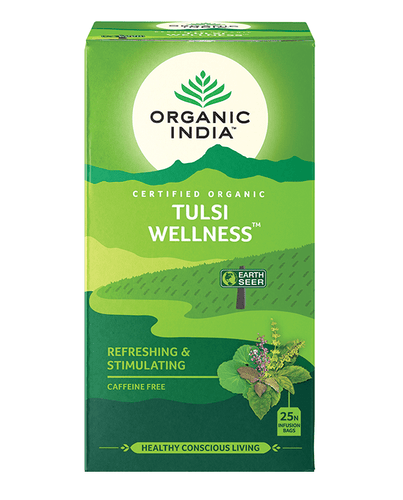 Tulsi Wellness Tea