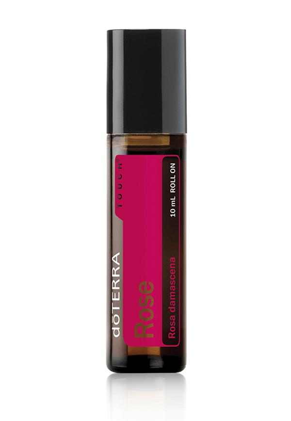 dōTERRA Rose Touch  Rosa damascena