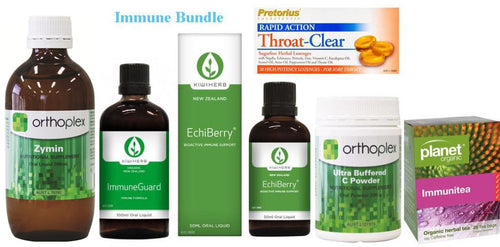 Immunity Bundle Complete Kit