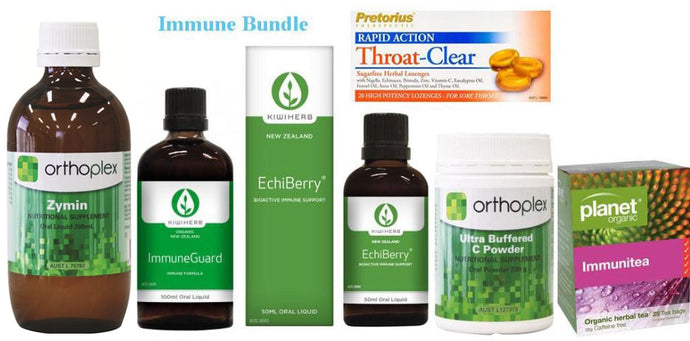 Immunity Bundle *recommended by Sue*