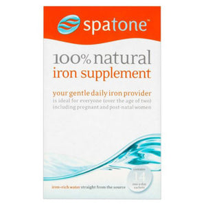 Spatone Iron Supplement 28 days Satchets