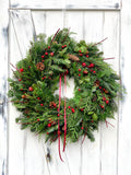 "REAL WREATH – Red Array  (23""-24"")"