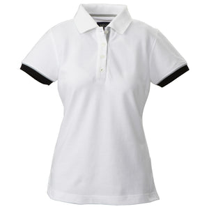 The Antreville Polo | Ladies | White