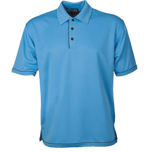 The Cool Dry Polo | Mens | Bimini Blue/Navy