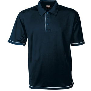 The Cool Dry Polo | Mens | Navy/White