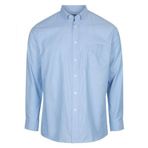 The Oxford Shirt | Mens | Long Sleeve | Blue