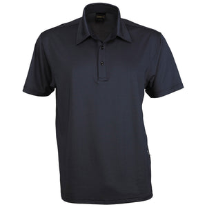 The Silvertech Polo | Mens | Short Sleeve | Navy