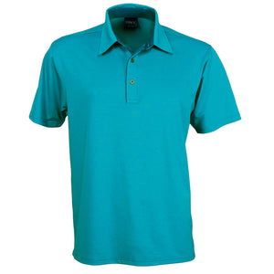 The Silvertech Polo | Mens | Short Sleeve | Teal