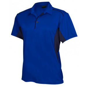 The Freshen Polo | Mens | Short Sleeve | Royal/Navy