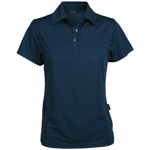 The Glacier Polo | Ladies | Short Sleeve | Navy