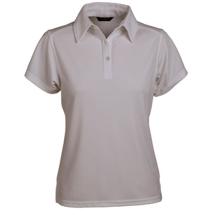 The Glacier Polo | Ladies | Short Sleeve | Sandstone