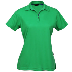 The Superdry Polo | Ladies | Green/Navy