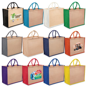 The Eco Jute Tote Bag | House of Uniforms