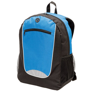 The Reflex Backpack | Black/Royal