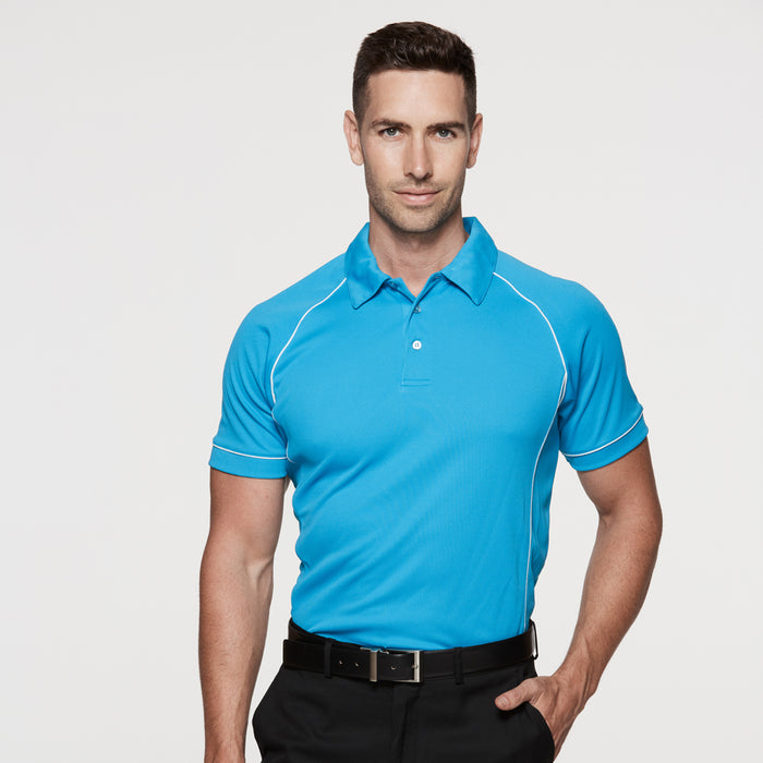 The Endeavour Polo | Mens | Short Sleeve | Plus