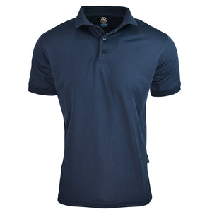The Lachlan Polo | Mens | Short Sleeve | Navy