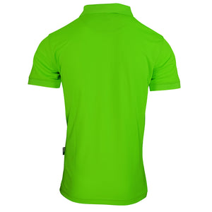 The Lachlan Polo | Mens | Short Sleeve | Neon Green
