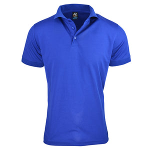 The Lachlan Polo | Mens | Short Sleeve | Royal