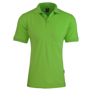 The Claremont Polo | Mens | Short Sleeve | Apple