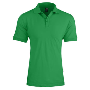 The Claremont Polo | Mens | Short Sleeve | Kelly Green