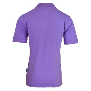 The Claremont Polo | Mens | Short Sleeve | Purple