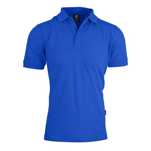 The Claremont Polo | Mens | Short Sleeve | Royal