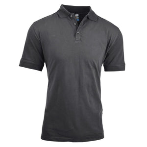 The Claremont Polo | Mens | Short Sleeve | Slate