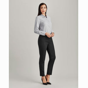 The Cool Wool Slim Pant | Ladies