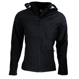 The Olympus Jacket | Mens | Softshell | Black