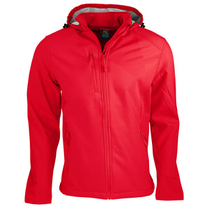 The Olympus Jacket | Mens | Softshell | Red