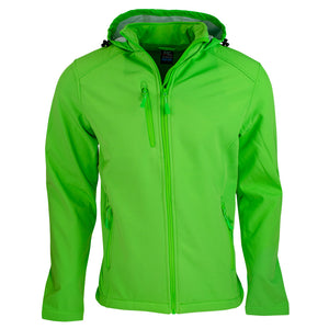 The Olympus Jacket | Mens | Softshell | Green