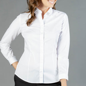 The Nicholson Shirt | Ladies | Slim Fit | Long Sleeve