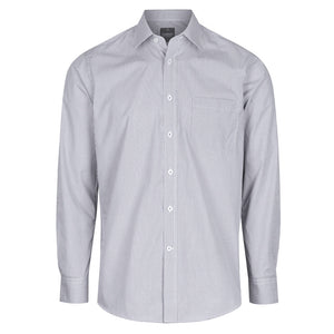 The Westgarth Shirt | Mens | Long Sleeve | Grey