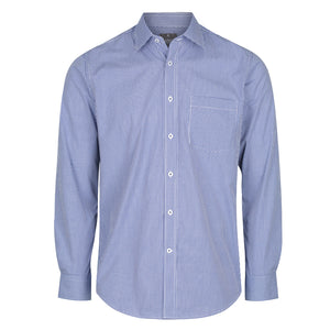 The Westgarth Shirt | Mens | Long Sleeve | Navy