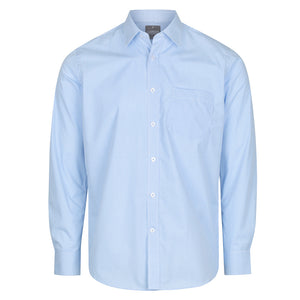 The Westgarth Shirt | Mens | Long Sleeve | Sky