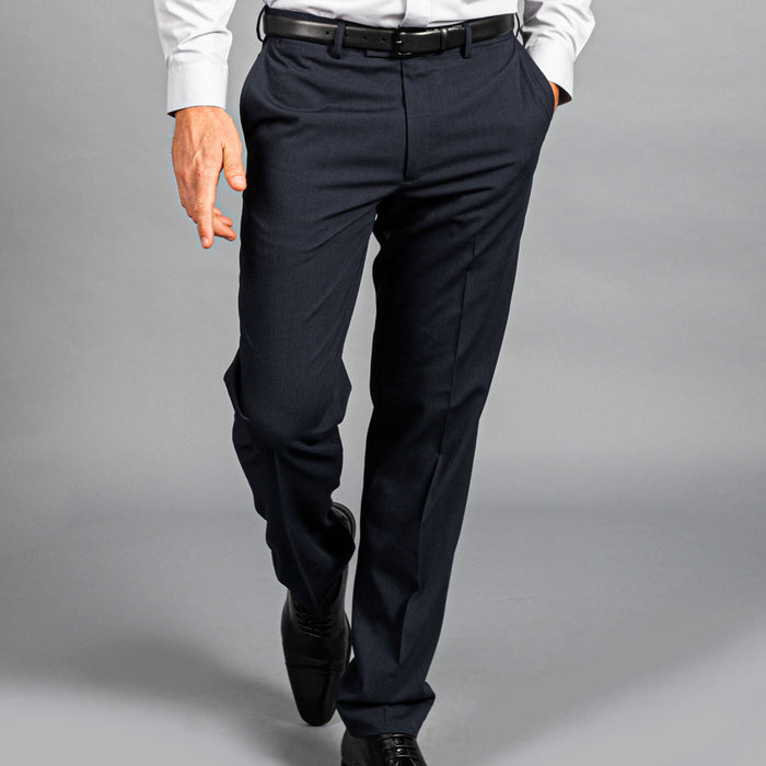 The Elliot Flat Front Pant | Mens
