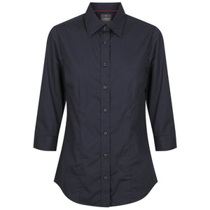 Soho Shirt | Ladies | Navy