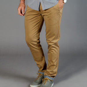 The Napier Pant | Mens | Tan