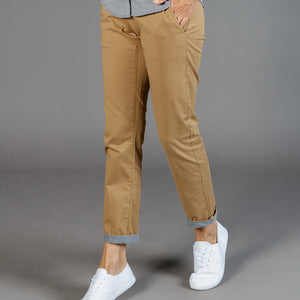 The Napier Pant | Ladies | Tan