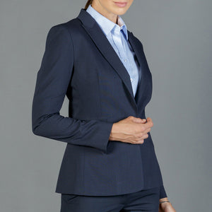 Elliot Single Button Jacket | Ladies