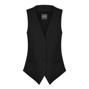 Elliot Waist Coat | Black