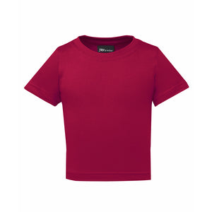 Infant Tee | Dark Red
